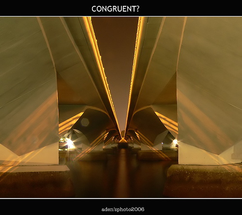 congruent? by daden