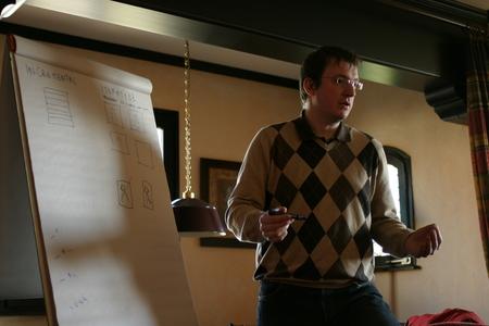 Koen van Exem explains dimensional pull