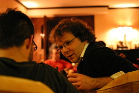 Emmanuel Gaillot and Raphael Pierquin