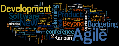 QWAN newsletter topics, according to wordle